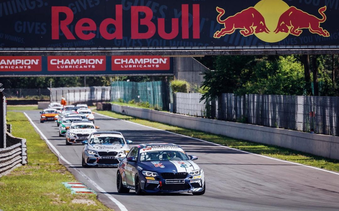 Victory at Zolder Supercar Madness