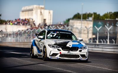 Norisring: spectacle at challeging track